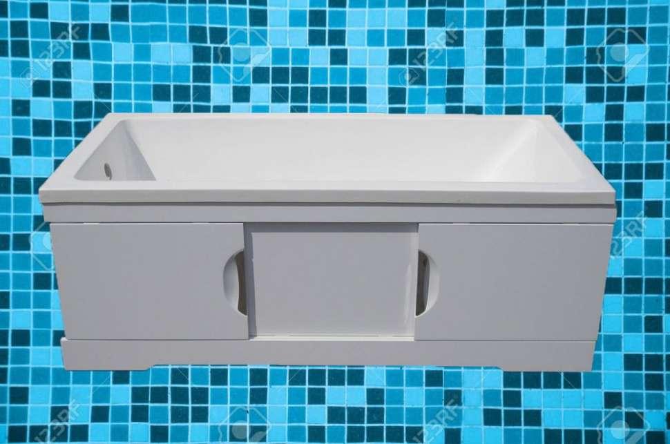 Экран для ванны из мдф 15